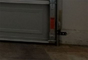 Sensor Alignment | Garage Door Repair Forney, TX